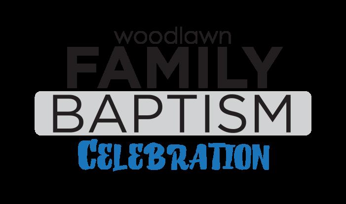 Family Baptism Celebration sign up
