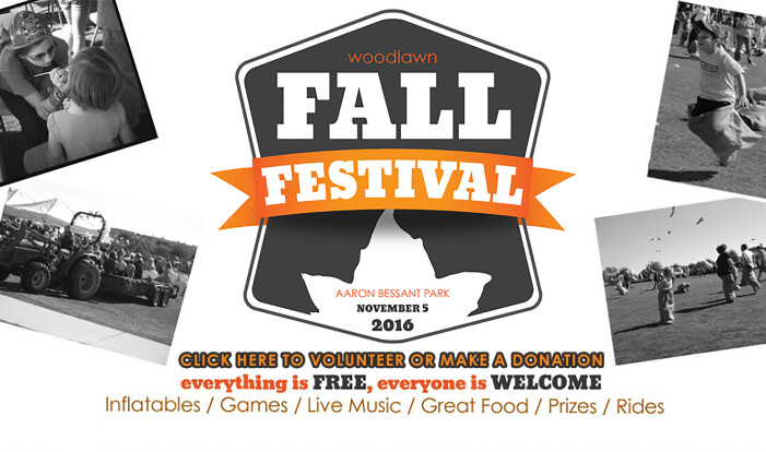 Sign Up for the Fall Festival