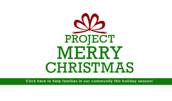 Project Merry Christmas Sign-Up Form