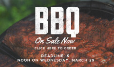 Order your BBQ and pay online today!